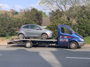 small car recovery
