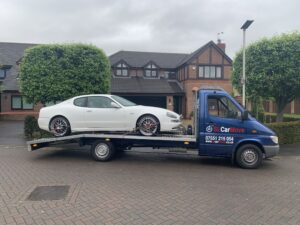 Vehicle recovery Warrington